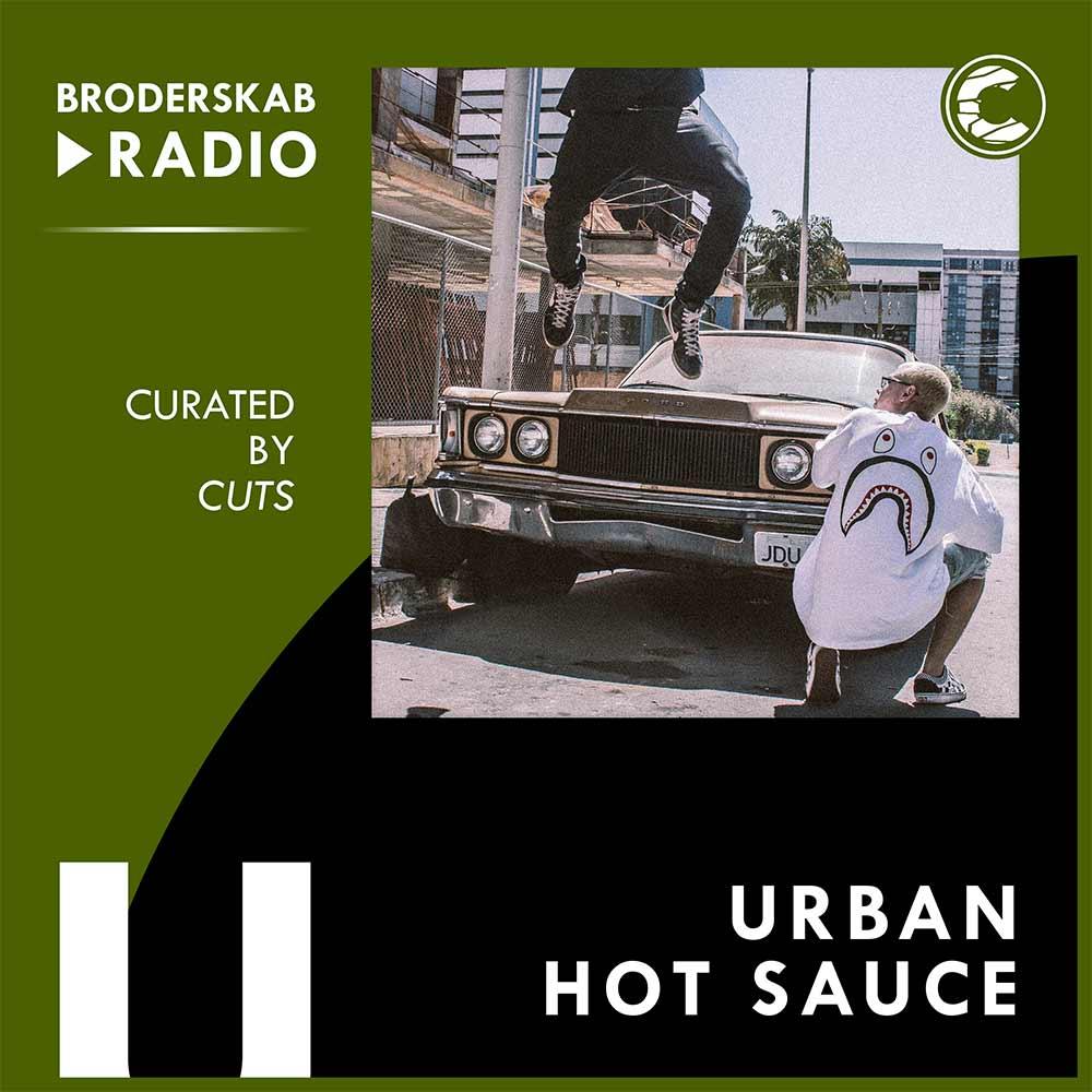 Cuts - Urban Hot Sauce - Compressed