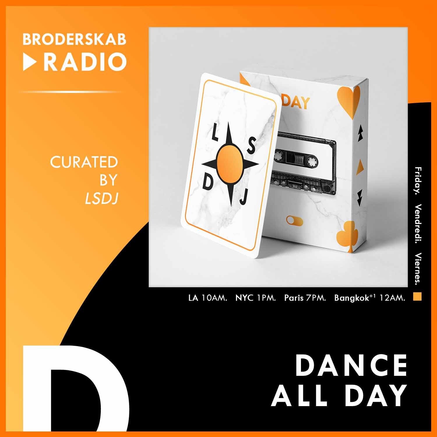 Dance All Day - compressed