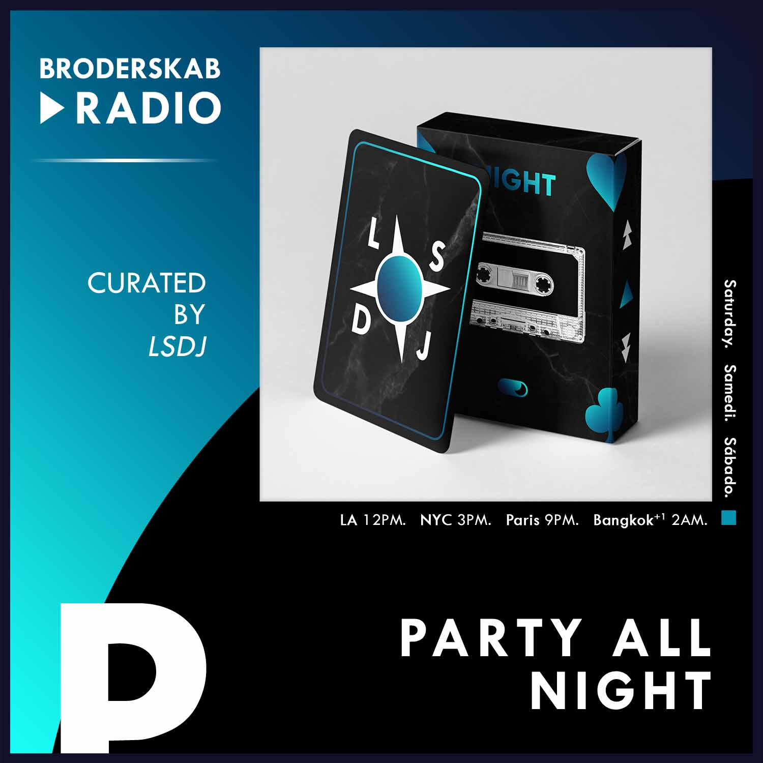 Party All Night - Compressed