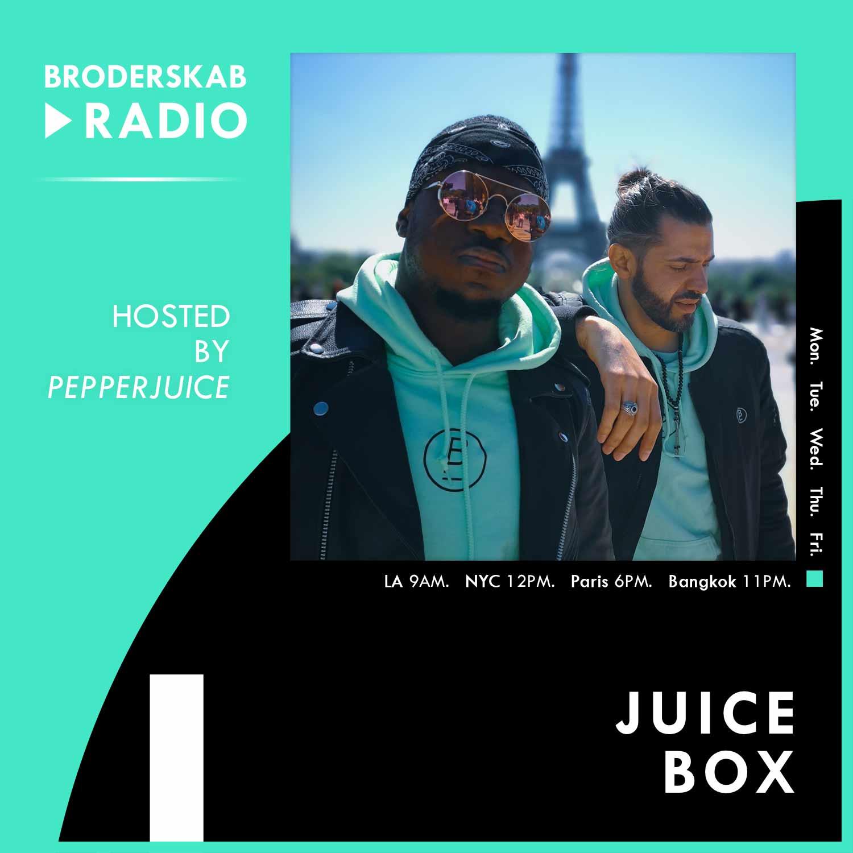 Pepperjuice - Juice Box - Compressed
