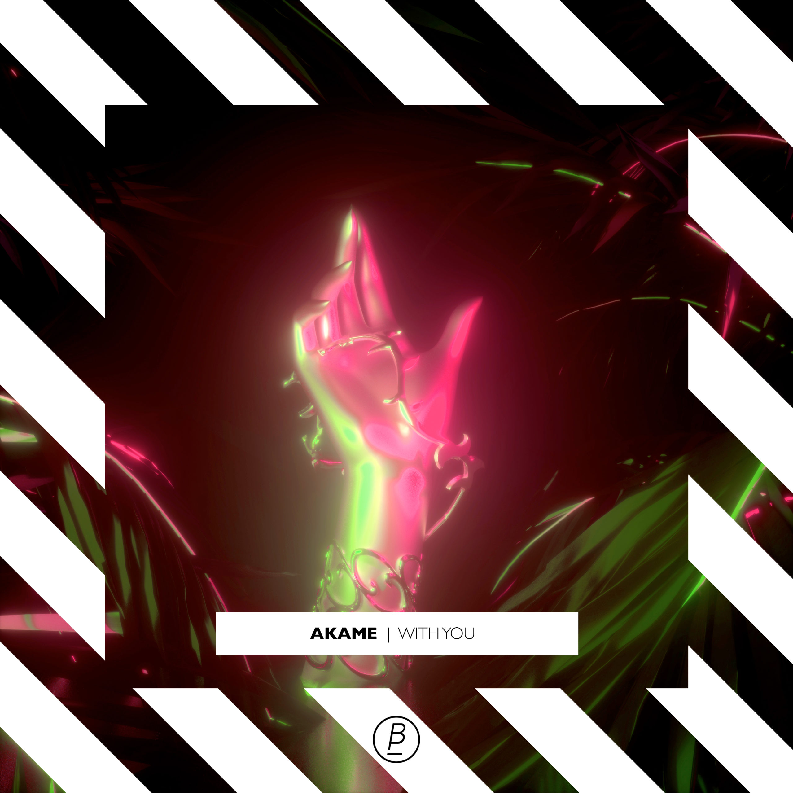 Akame – With You Artwork