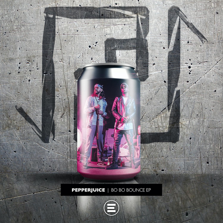 Pepperjuice – Bo Bo Bounce Artwork