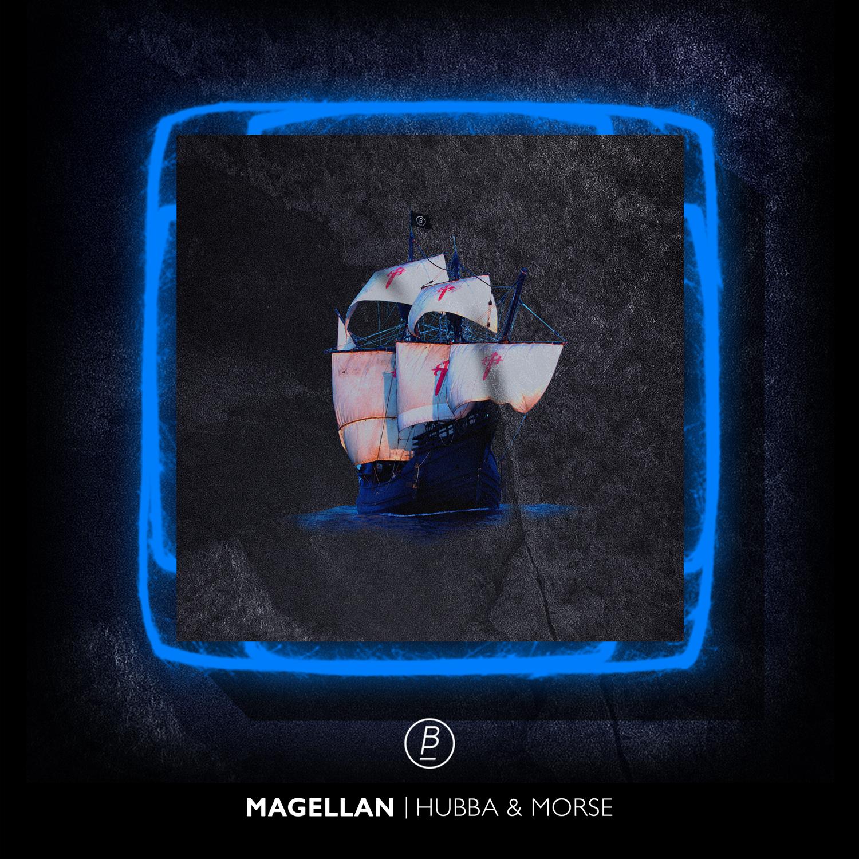 Hubba & Morse – Magellan Artwork