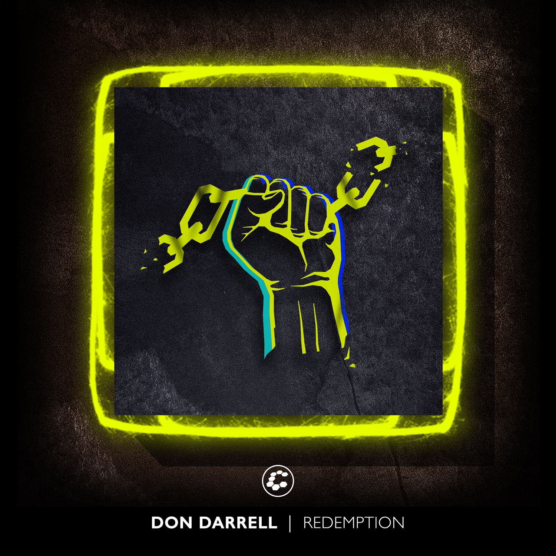 Don Darrell -Redemption Artwork