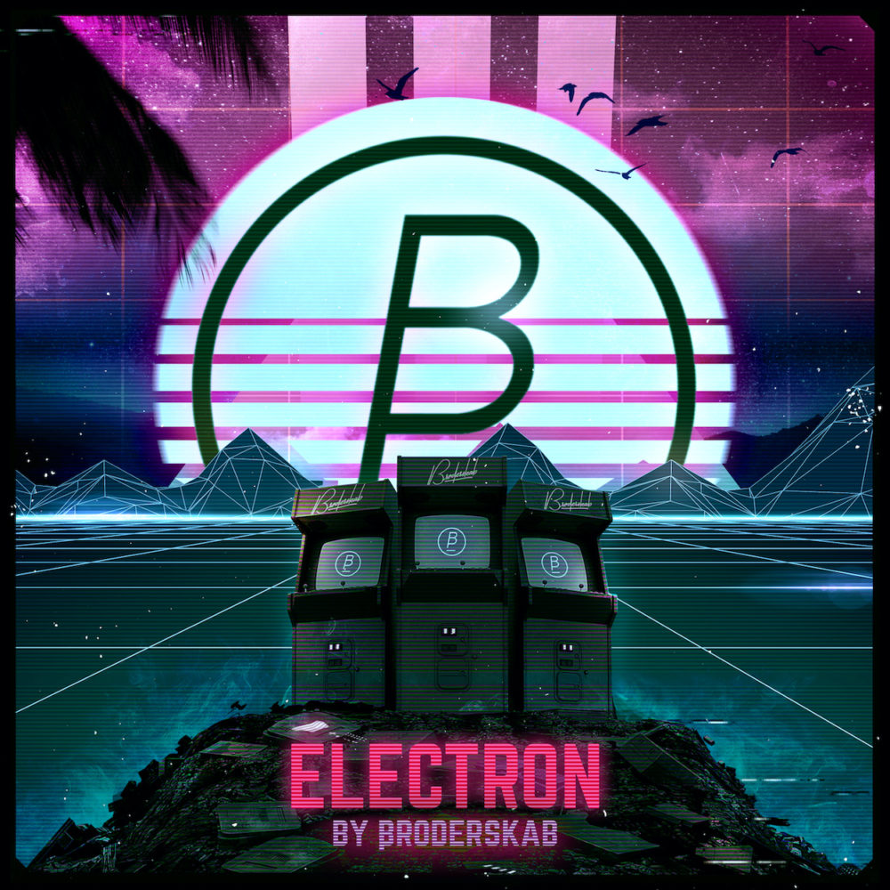 Electron By Broderskab Artwork