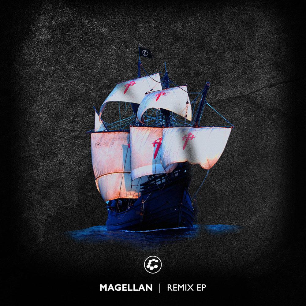 Hubba & Morse – Magellan Remix EP Artwork