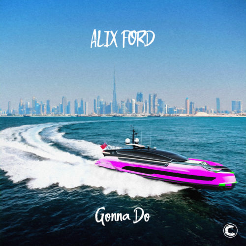 Alix Ford – Gonna Do Artwork